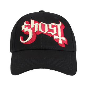 Cap Ghost - Logo - ROCK OFF, ROCK OFF, Ghost