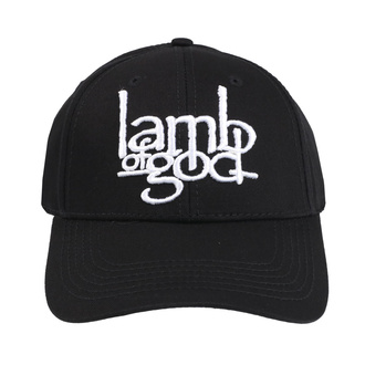 Cap Lamb Of God - Logo - ROCK OFF, ROCK OFF, Lamb of God