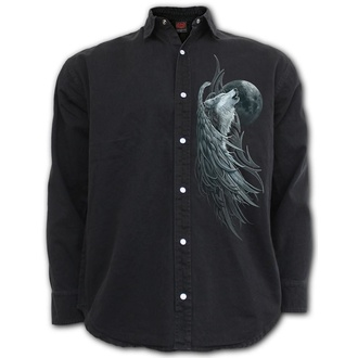Men's shirt with long sleeves SPIRAL - WOLF SPIRIT, SPIRAL