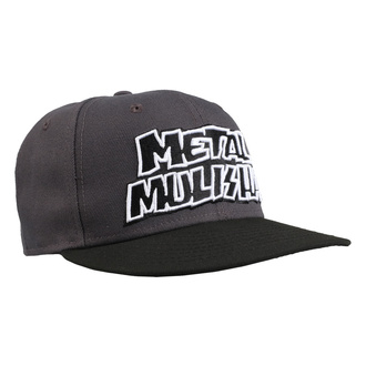 Cap METAL MULISHA - FITTED, METAL MULISHA