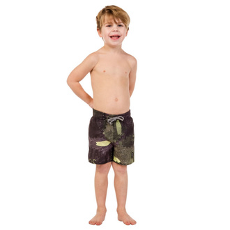 Children's swimsuits (shorts) PROTEST - Rubbin TD - True Black, PROTEST
