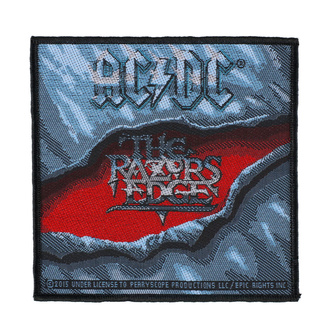 Patch AC / DC - The Razors Edge - RAZAMATAZ, RAZAMATAZ, AC-DC