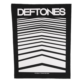 Large patch Deftones - Abstract Lines - RAZAMATAZ, RAZAMATAZ, Deftones