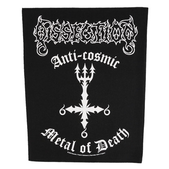 Large patch Dissection - Anti Cosmic Metal Of Death - RAZAMATAZ, RAZAMATAZ, Dissection