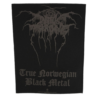 Large patch Darkthrone - True Norwegian Black Metal - RAZAMATAZ, RAZAMATAZ, Darkthrone