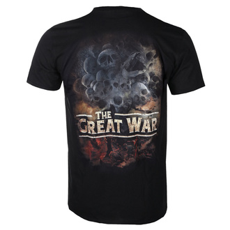 t-shirt metal men's Sabaton - The great war - NUCLEAR BLAST, NUCLEAR BLAST, Sabaton