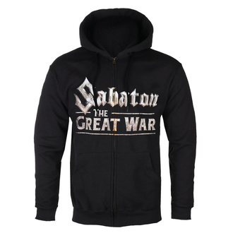 hoodie men's Sabaton - The great war - NUCLEAR BLAST, NUCLEAR BLAST, Sabaton