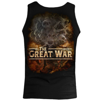 Men's tank top SABATON - The great war - NUCLEAR BLAST, NUCLEAR BLAST, Sabaton
