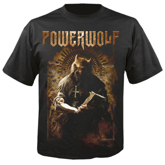 t-shirt metal men's Powerwolf - Stossgebet - NUCLEAR BLAST, NUCLEAR BLAST, Powerwolf