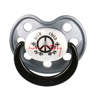 Pacifier ROCK STAR BABY - PEACE - 900312-1