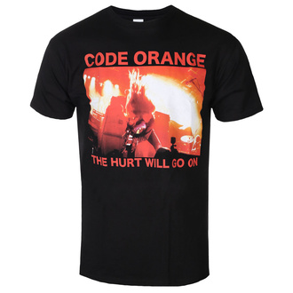 t-shirt metal men's Code Orange - RED HURT PHOTO - PLASTIC HEAD, PLASTIC HEAD, Code Orange