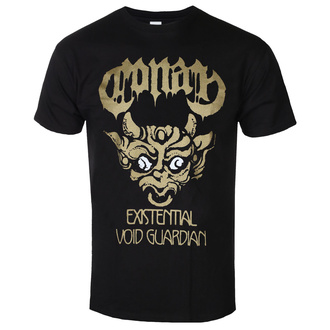 t-shirt metal men's Conan - EXISTENTIAL VOID GUARDIAN - PLASTIC HEAD - PH11519