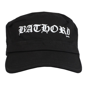 Cap BATHORY - LOGO - PLASTIC HEAD, PLASTIC HEAD, Bathory