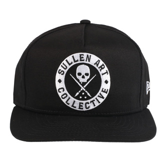Cap SULLEN - STAPLE - BLACK, SULLEN