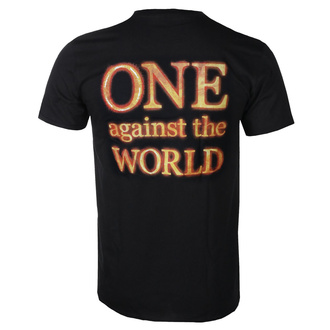 t-shirt metal men's Hammerfall - One Against The World - NAPALM RECORDS, NAPALM RECORDS, Hammerfall