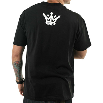 t-shirt hardcore men's - MAFIOSO PATCH - MAFIOSO, MAFIOSO