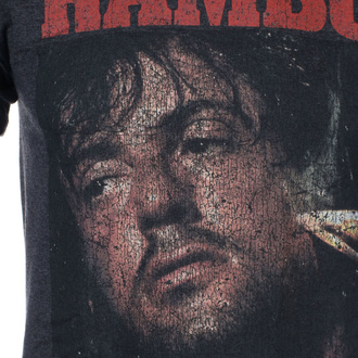 film t-shirt men's Rambo - Gimme Dat Sizzle - AMERICAN CLASSICS, AMERICAN CLASSICS, Rambo