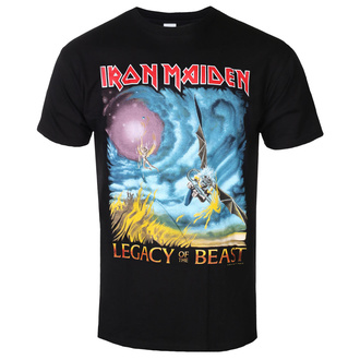 t-shirt metal men's Iron Maiden - The Flight Of Icarus - ROCK OFF, ROCK OFF, Iron Maiden