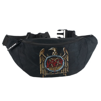 Bag (bum bag/ hip pack) SLAYER - GOLD EAGLE - BUSLAYGOL