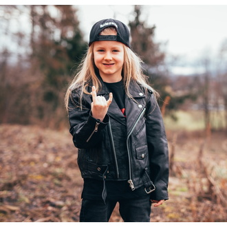 Children's biker jacket UNIK, UNIK