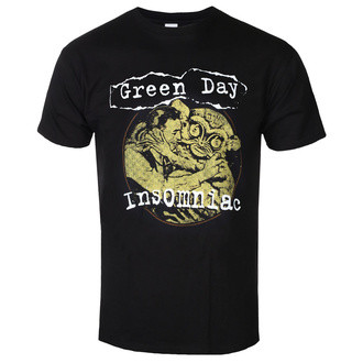 t-shirt metal men's Green Day - Free Hugs - ROCK OFF, ROCK OFF, Green Day