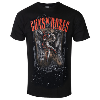 t-shirt metal men's Guns N' Roses - Sketched Cherub - ROCK OFF, ROCK OFF, Guns N' Roses