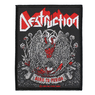 Patch Destruction - Born To Perish - RAZAMATAZ, RAZAMATAZ, Destruction