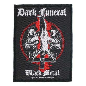 Patch Dark Funeral - Black Metal - RAZAMATAZ, RAZAMATAZ, Dark Funeral