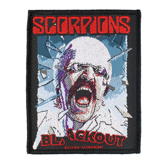 Patch Scorpions - Blackout - RAZAMATAZ - SP3020