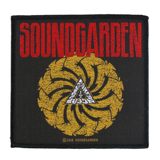Patch Soundgarden - Badmotorfinger - RAZAMATAZ, RAZAMATAZ, Soundgarden
