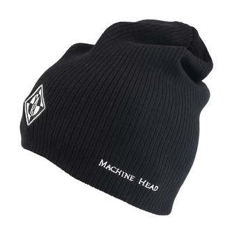 Beanie Machine Head - Diamond - Black, NNM, Machine Head