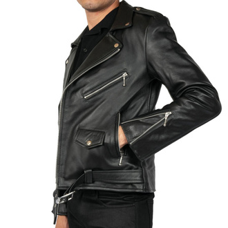 Men's (biker) jacket STRAIGHT TO HELL - Commando Blk Nick, STRAIGHT TO HELL