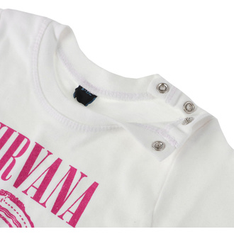 t-shirt children's Nirvana - Vestibule Toddler - WHT - ROCK OFF, ROCK OFF, Nirvana