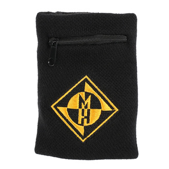 Wristband Machine Head - Diamond - Black, NNM, Machine Head