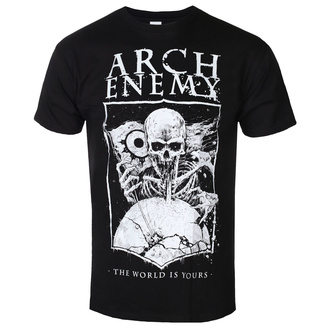 t-shirt men Arch Enemy - The World Is Yours - black - ART WORX, ART WORX, Arch Enemy