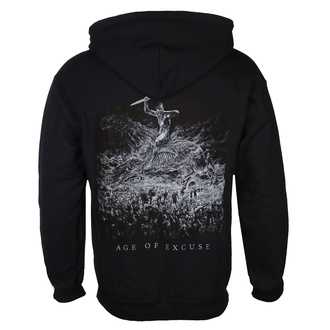 Men's hoodie MGLA - Age of excuse - MASSACRE RECORDS, MASSACRE RECORDS, Mgła