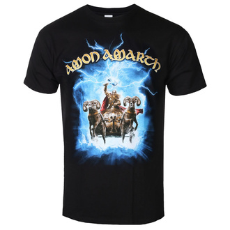 Men's t-shirt AMON AMARTH - CRACK THE SKY - PLASTIC HEAD, PLASTIC HEAD, Amon Amarth