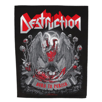 Large patch Destruction - Born to Perish - RAZAMATAZ, RAZAMATAZ, Destruction