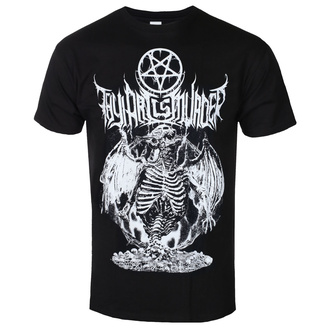 Men's t-shirt Thy Art Is Murder - Winged Creature - Black - INDIEMERCH, INDIEMERCH, Thy Art Is Murder