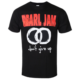 Men's t-shirt Pearl Jam - Don't Give Up - ROCK OFF, ROCK OFF, Pearl Jam