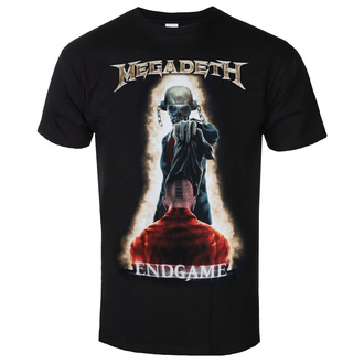Men's t-shirt Megadeth - Removing - MEGATS08MB