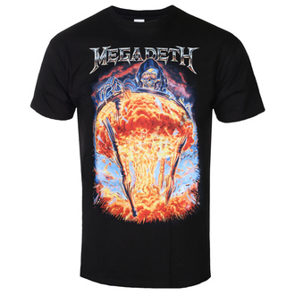 Men's t-shirt Megadeth - Countdown To Extinction - ROCK OFF - MEGATS09MB