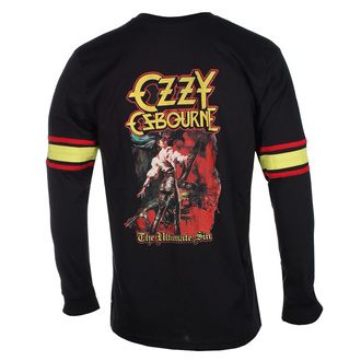 Men's shirt with a long sleeve 686 - Ozzy Osbourne - Black, 686, Ozzy Osbourne