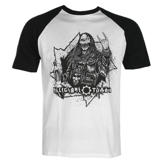 Men's t-shirt MALIGNANT TUMOUR - Nación De Metaleros - WHITE/BLACK, NNM, Malignant Tumour
