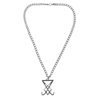 Pendant necklace Luciferi, FALON