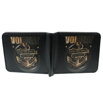Wallet Volbeat - Seal The Deal, NNM