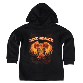 children's hoodie Amon Amarth - Burning Eagle - Metal-Kids, Metal-Kids