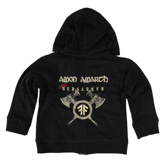 children's hoodie Amon Amarth - Little Berserker - Metal-Kids, Metal-Kids, Amon Amarth