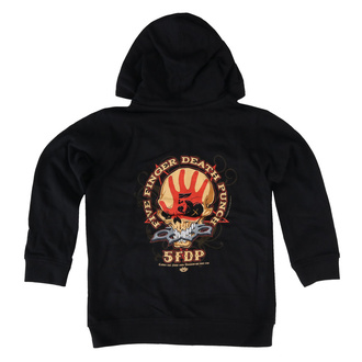 children's hoodie Five Finger Death Punch - Knucklehead - Metal-Kids, Metal-Kids, Five Finger Death Punch