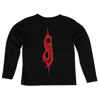children's t-shirt with long sleeve Slipknot - Logo - Metal-Kids, Metal-Kids, Slipknot